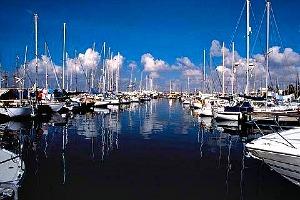 Larnaca Marina Cyprus