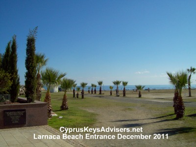 Picture of Larnaca Beach