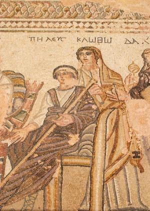 Dionysos House Mosaic