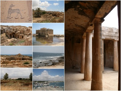 Postcard from Paphos