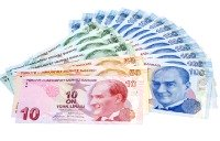 Turkish Liras North Cyprus Currency