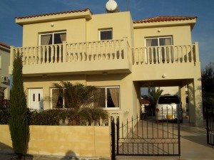 Luxury Beach Side Agia Thekla Villa ReSale