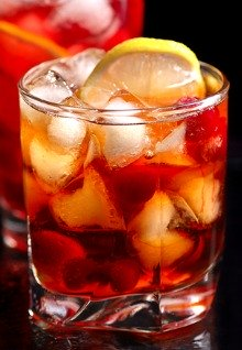 Cyrpus Brandy Sour Recipe