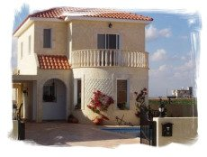 Cyprus Property Investment Villa