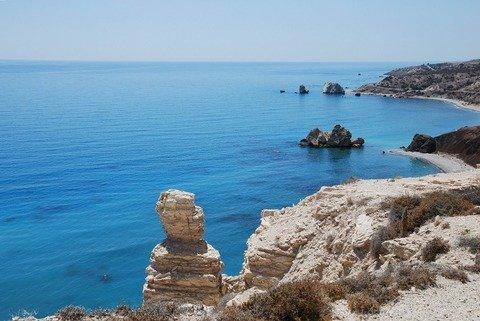 Aphrodites Rock Paphos