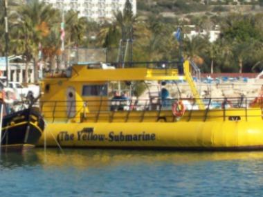 Ayia Napa boat trips